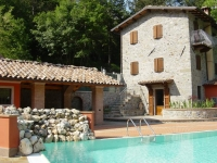 Le Vigne, holiday house in Garfagnana, Tuscany